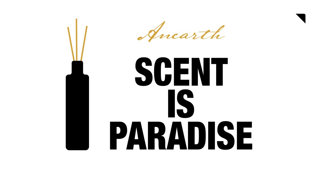 SCENT IS PARADISE